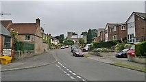SK5276 : Scotland Street, Whitwell by Chris Morgan
