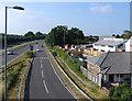 SU8853 : A331, Blackwater Relief Road by Alan Hunt