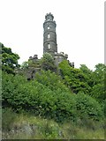 NT2674 : The Nelson Monument, Calton Hill, Edinburgh by John Lord