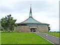 C3621 : St Aengus' Church, Burt by Oliver Dixon