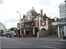 TQ2772 : Tooting:  The 'King's Head' by Dr Neil Clifton