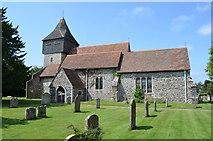 TR1144 : St James the Great church by Julian P Guffogg