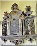 TR1144 : Monument to Thomas Honywood by Julian P Guffogg