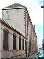 SS4526 : Former collar factory, Bideford by Chris Allen