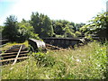 SO9087 : Old Freight Railway Line by Gordon Griffiths