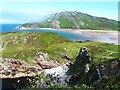 C2839 : Headlands and bays to the north of Dunree Fort by Oliver Dixon