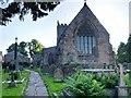 SJ9752 : St Edward's Church, Cheddleton by David Dixon