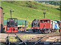 SJ9851 : Churnet Valley Railway, Cheddleton by David Dixon