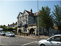 TQ2673 : Wandsworth:  The 'County Arms' by Dr Neil Clifton