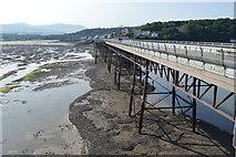 SH5873 : Bangor Pier by John M
