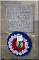 "TR1557 : Memorial to Major Edward ""Mick"" Mannock VC DSO** MC* by The Carlisle Kid"