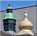 J3373 : Grand Opera House dome and lantern, Belfast (2013) by Albert Bridge