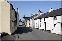 SH3568 : Church Street, Aberffraw by Jeff Buck