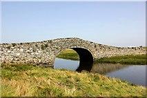 SH3568 : Old Packhorse Bridge, Aberffraw by Jeff Buck