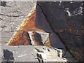 HU6770 : Out Skerries: a triangular rockpool by Chris Downer