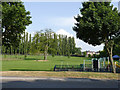 SK4646 : Jubilee Park, Eastwood by Alan Murray-Rust