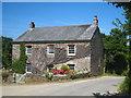 SW8632 : Porth Farmhouse by Rod Allday