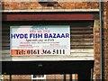 SJ9494 : Hyde Fish  Bazaar by Gerald England