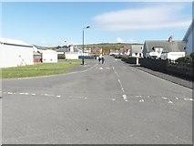 NX0882 : Shore Road, Ballantrae by Ann Cook