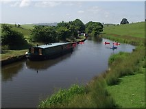 SD9050 : Leeds Liverpool Canal at East Marton by Philip Platt