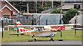 J4973 : HB-CGS, Newtownards Airport by Albert Bridge