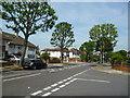 TQ2067 : New Malden:  South Lane by Dr Neil Clifton