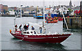 J5082 : 'Miracle' departing Bangor harbour by Rossographer