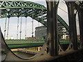NZ3957 : Monkwearmouth Bridge by Mike Quinn