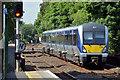 J2969 : Train, Dunmurry station (2013-1) by Albert Bridge