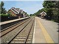 NY5046 : Armathwaite railway station, Cumbria by Nigel Thompson