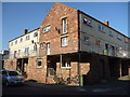 NT6879 : East Lothian Architecture : 1-4 Buncles Court and 30-38 Lamer Street, Dunbar by Richard West
