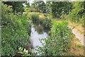 NT0969 : Canal feeder lade near Shiel Mill by Jim Barton