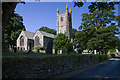 SX2468 : Church of St Clarus, St Cleer by Mike Searle