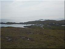 HU6872 : Out Skerries: 359½° sea view (4) by Chris Downer