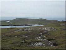 HU6872 : Out Skerries: 359½° sea view (6) by Chris Downer