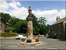 SD7152 : Slaidburn War Memorial by Rude Health