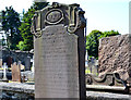 J4079 : Lynch headstone, Holywood (1) by Albert Bridge