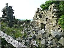 SE0023 : Ruins of Deacon Hill by Humphrey Bolton