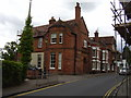 SP2872 : Pennington House, Dental practice, High Street by Anthony Vosper