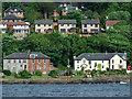 NS1967 : Skelmorlie from the sea by Thomas Nugent
