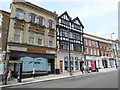 TQ7655 : High Street, Maidstone by Paul Gillett