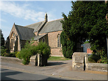 SO5139 : St James' Church, Hereford by Keith Edkins