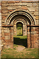 SJ8207 : White Ladies Priory by Richard Croft