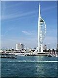 SZ6299 : Portsmouth Spinnaker Tower by David Dixon