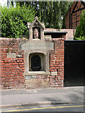 SO5139 : St Ethelbert's Well by Keith Edkins