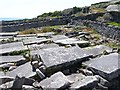 L9404 : Graveyard, Cill Ceananach by Oliver Dixon
