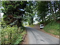 SO1141 : Wye Valley Walk near Llanstephan by Jaggery
