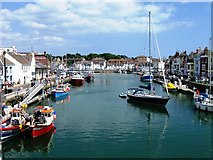SY6778 : Weymouth Harbour by Alex McGregor