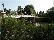 SO5139 : Victoria Bridge by Keith Edkins