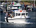 J5082 : The 'Osprey I' leaving Bangor by Rossographer